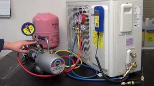 refrigeration-vacume-procedure-set-up